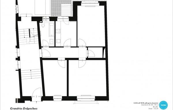 3 Zimmer Wohnung (1.3)