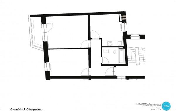 2 Zimmer Wohnung (4.1)